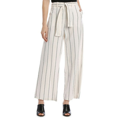 NEW Piper Petites Pant Wide Leg Blk/White