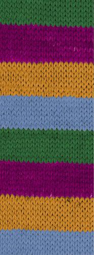 lana Grossa-kilómetros solo Cotone Capri-FB Lana creativo 6609 100 G