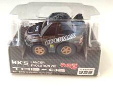 JAPAN TOMY CHORO Q HKS MITSUBISHI LANCER EVOLUTION EVO VIII 8 HYPERMAX CAR RARE