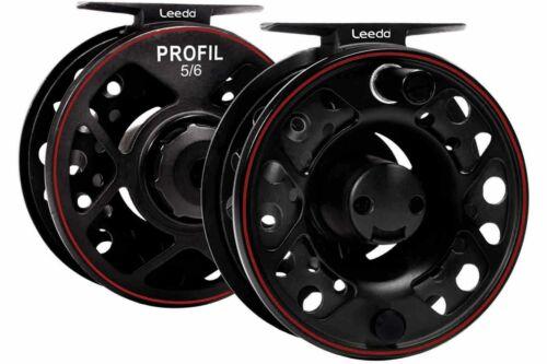 LEEDA PROFIL LA CASSETTE FLY FISHING REELS LA 5//6 AND 7//8 REELS