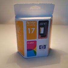 HP 17 Tricolour C6625AE Genuine / original ink cartridge new