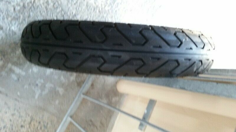 Front motor cycle tyre