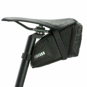 ROCKBROS Bike Saddle Bag Bicycle Seat Bag Wedge Packs Cycling Under Seat Pouch