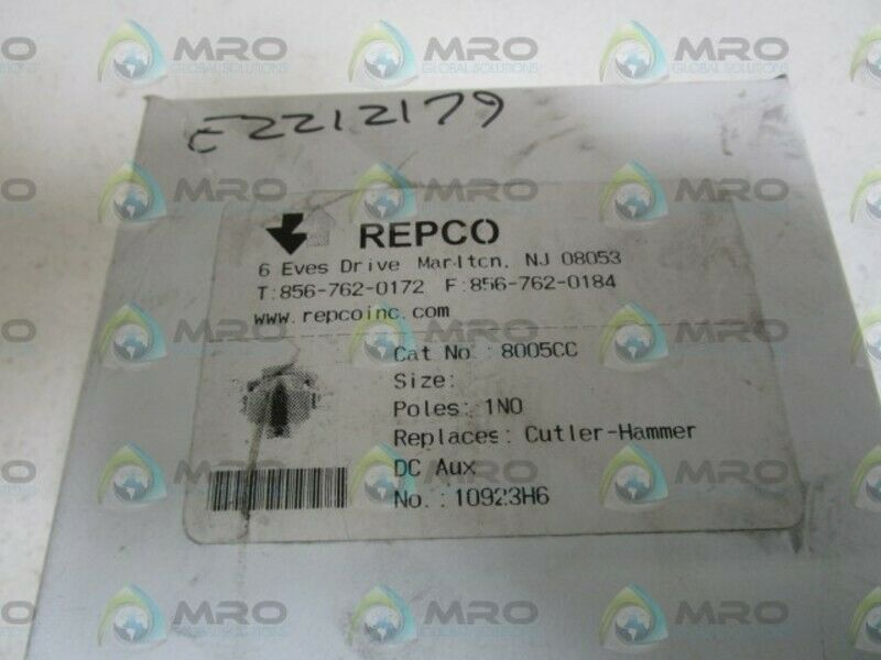 Excellent Repco Replacement Kit 8005Cc Box New In Oaytss4489 Plc Processors Wiring Database Brom4X4Andersnl