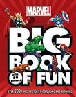 Marvel - Big Book of Fun by Parragon Book Service Ltd (Paperback, 2015)