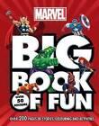Marvel - Big Book of Fun by Parragon Book Service Ltd (Paperback, 2015)