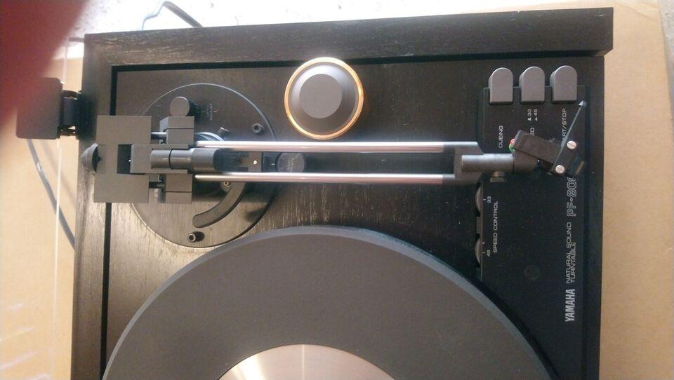 Pladespiller, Yamaha, PF-800