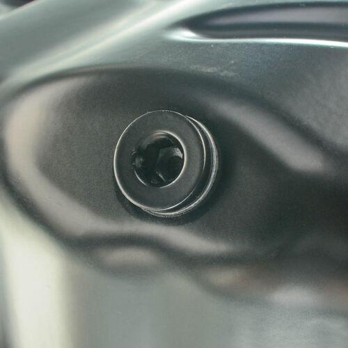Ölwanne Ölablassschraube Ölstandsensor für Audi A4 8K B8 A5 8T 8F Q5 8R 1.8 2.0