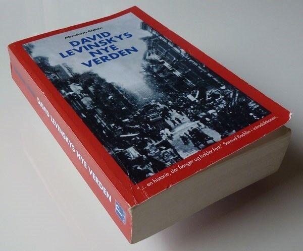 David Levinskys nye verden, Abraham Cahan, genre: roman
