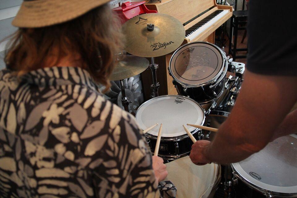 Trommeundervisning Lyngby - Gratis prøvelektion