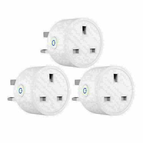 WiFi Smart Plug Sockets Outlet Switch APP Voice Control Amazon Alexa Google Home
