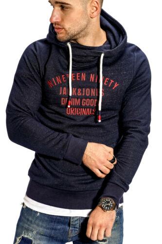TOM TAILOR DENIM Damen Kapuzen Pullover Hoodie Loose Fit Sweatshirt