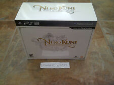 Ni no Kuni: Wrath of the White Witch Wizard's Edition PS3 Brand New and Sealed