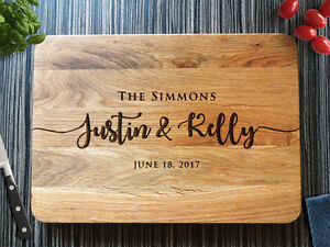 image is loading personalized cutting board custom wedding gift bridal shower