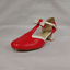 Bowknot-Women-Mid-Heels-T-strap-Round-Toe-Patchwork-Chunky-Buckle-Mary-Jane-Shoe thumbnail 8