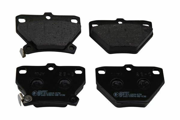 Fits To TOYOTA Celica 1.8 VVTi 1999-2006 Rear Brake Pads