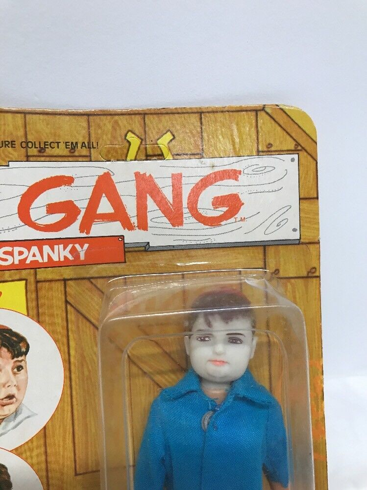 1975 1975 1975 MEGO CORP--OUR GANG--6  SPANKY FIGURE (NEW) ac7aec