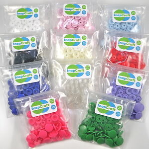 20-KAM-SNAPS-Size-20-FREE-P-amp-P-Plastic-Poppers-Snap-Fasteners