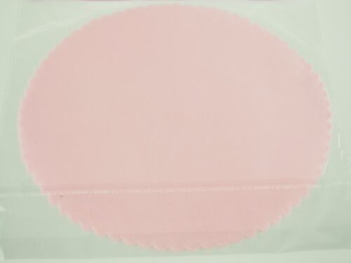 Pre Cut Organza Organdí Sheets Circles Candy Wrap Party Favors Stuffing Wedding