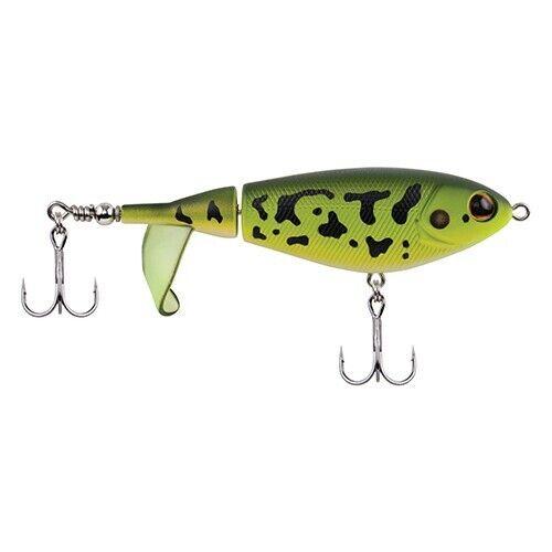 Berkley 1487269 Choppo MF Frog Topwater Fusion19 Hook Fishing Lure