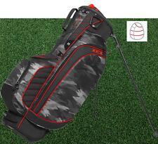 """OGIO Golf 2017 Stinger Stand Carry Bag - """"Urban Camo Red"""" - NEW"""