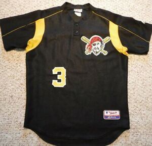 PITTSBURGH-PIRATES-COLE-TUCKER-JERSEY-MAJESTIC-COLLECTION-BP-WARMUP-JERSEY-LARGE