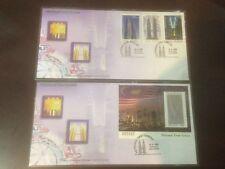 1999 Malaysia FDC- Petronas Twin Towers