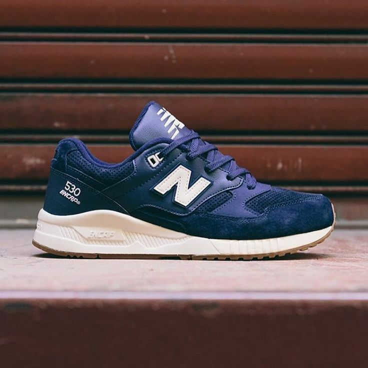 NEW IN BOX  MENS New Balance 530 ELITE Navy RUNNING CASUAL SHOES M530AAE SZ 7-12