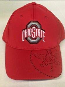 brand new d66c9 df2b3 Image is loading NCAA-OHIO-STATE-BUCKEYES-TOP-OF-THE-WORLD-