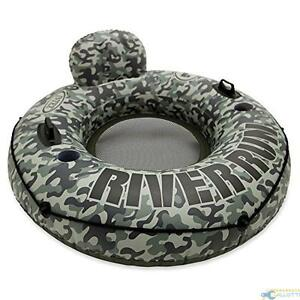 Donut-donut-Inflatable-Pool-Mattress-Sea-MILITARY-58835-INTEX