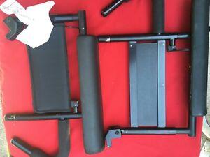 Elektro-ROLLSTUHL-INVACARE-TDX-SP-Side-Arm-Rest-Left-n-Right