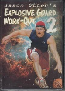 Details about Jason Otter: Explosive Guard Workout-Out #2 - Basketball DVD