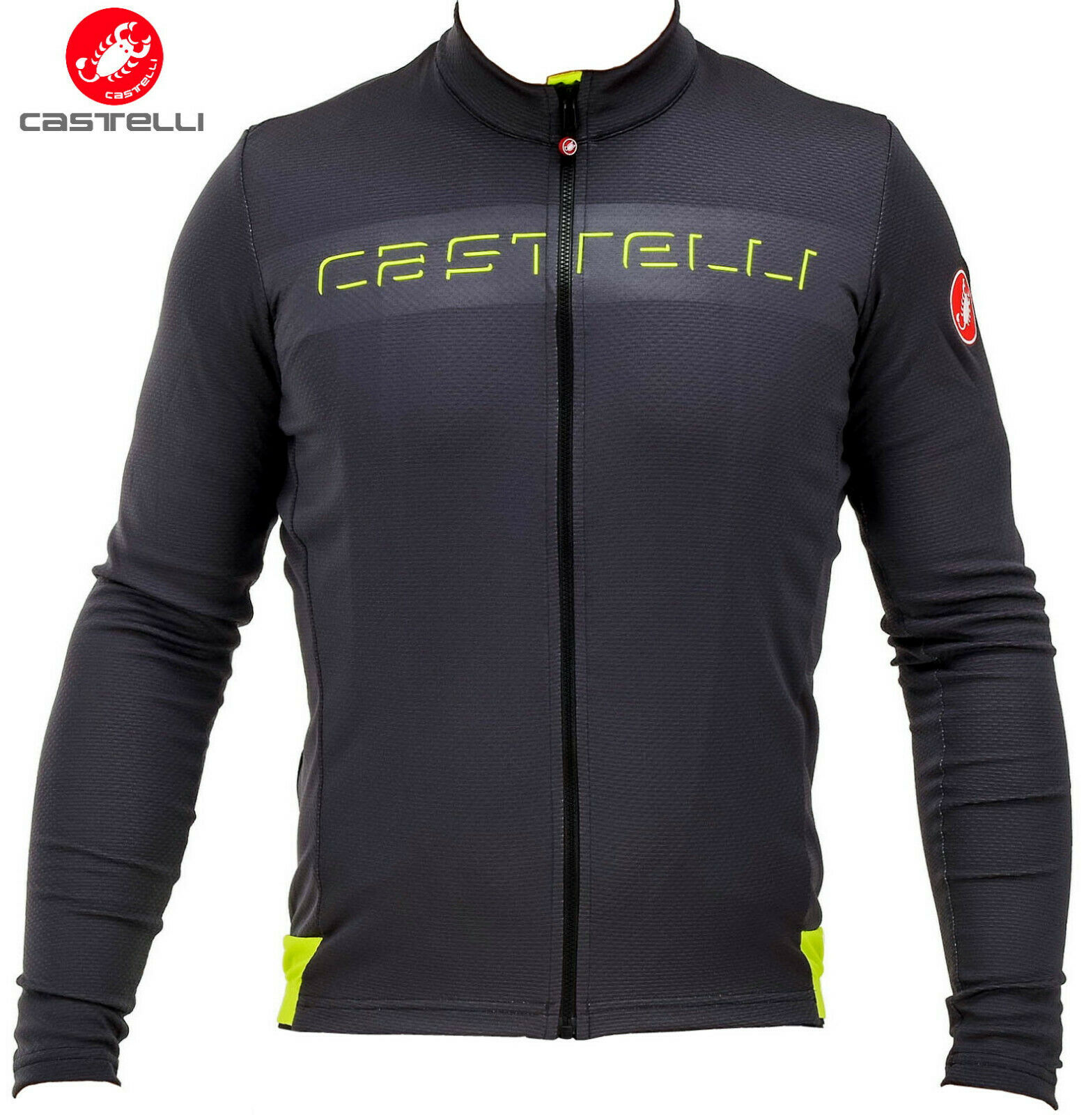 Maillot CASTELLI PROLOGO V uomoches lungoues     M 446