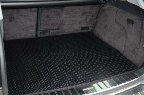TAILORED RUBBER BOOT MAT FOR LAND ROVER DISCOVERY 4 WHEN 5 SEATS UP 2009-2012