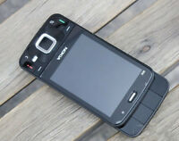 original Nokia N96 Black 3G WIFI GPRS Mobile phone Unlocked free shipping