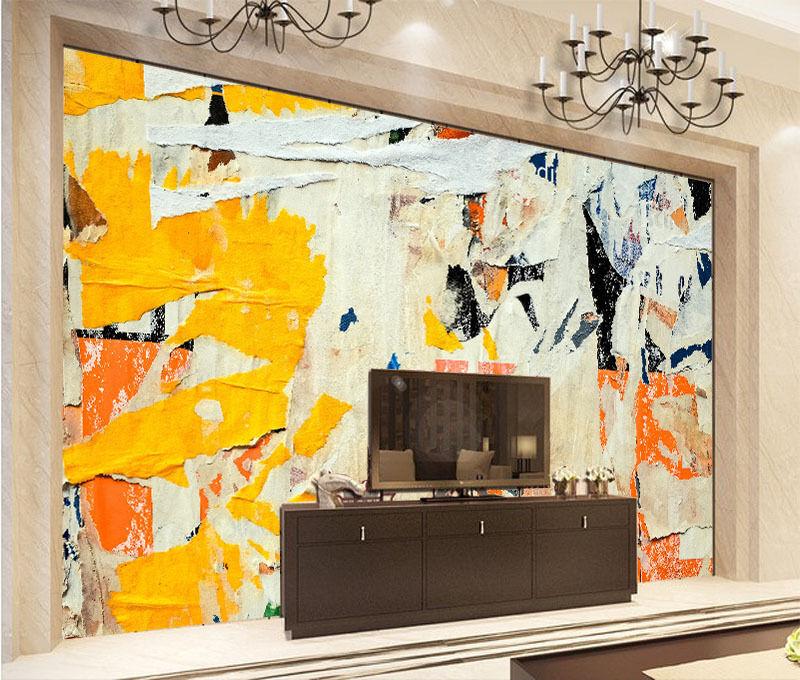 3D 3D 3D Torn Posters 729 Wall Paper Wall Print Decal Wall Deco Wall Indoor Murals 7c5483