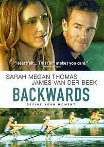 Backwards-DVD-2012-Jmaes-Van-Der-Beek-Rowing-Rwers-BRAND-NEW