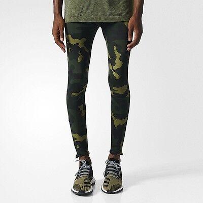 $139.99 Adidas Consortium Day One Uomo Camo Leggings Camo Camo Stampa Essere Altamente Elogiati E Apprezzati Dal Pubblico Che Consuma