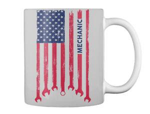 Latest Proud Mechanic Gift Coffee Mug Gift Coffee Mug