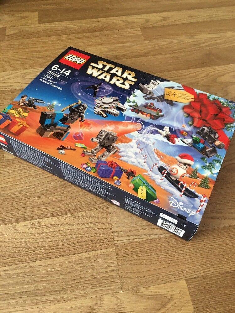 Lego 2017 Star Wars 75184 - Advent Calendar - (Brand New)