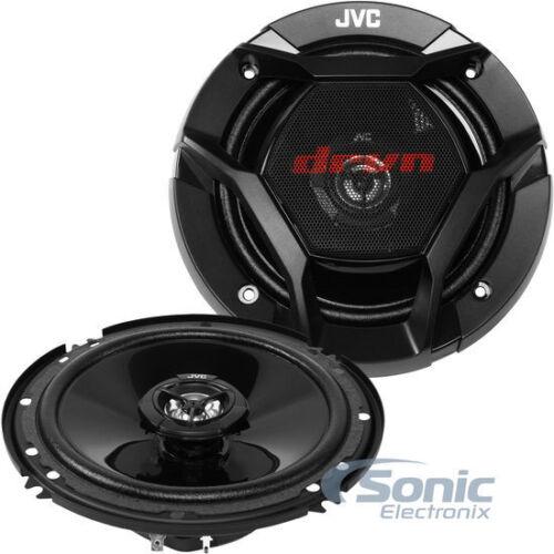 "JVC 300W 6.5/"" 2-Way Factory Upgrade Coaxial SpeakersCS-DR620"