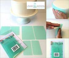 FLEXI Pastel Conjunto de 6 piezas verde más suave para bordes afilados y un acabado perfecto