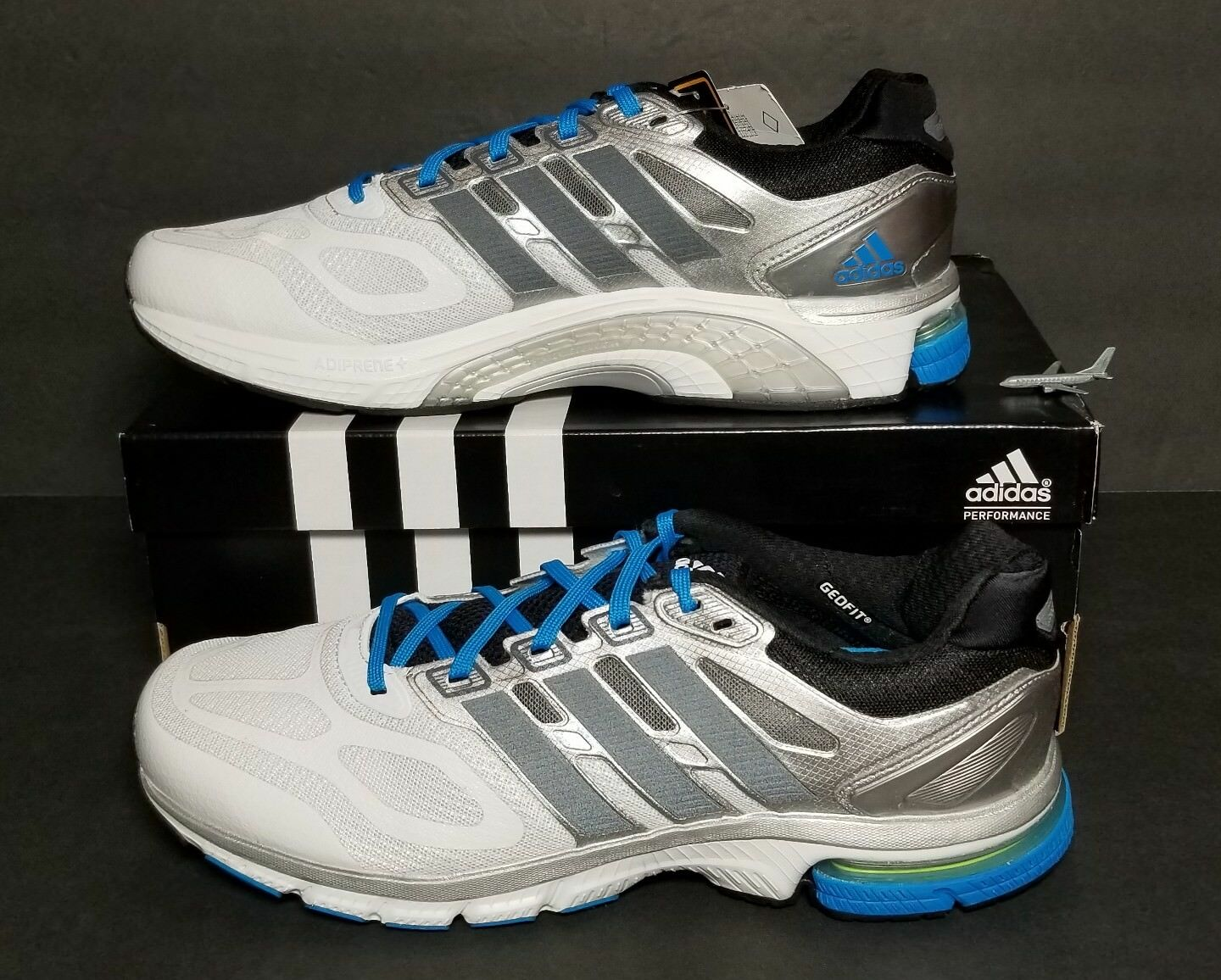 ADIDAS SUPERNOVA SEQUENCE 6M MEN'S MULTIPLE SIZE NEW IN BOX  D66755