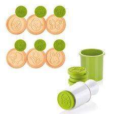 Kit stampi per biscotti set 6 pz tagliapasta decorazioni pasquali stampo pasqua