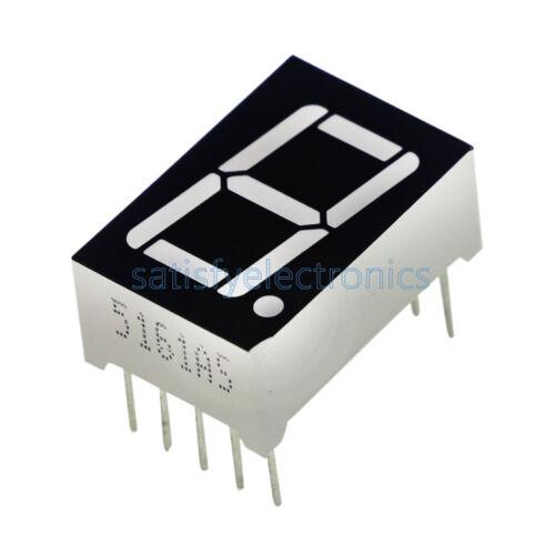 7 Segment 0.56//1.8//0.36 //0.5inch 1//3//4 Digit Common Cathode//Anode Led Display