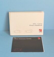 01 2001 saturn l series owners manual ebay rh ebay com 2001 Saturn L200 2001 Saturn L200