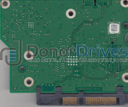 1E6164-300 Seagate SATA 3.5 PCB ST2000DM001 CC28 1332 J