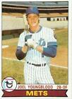 1979 Topps Joel Youngblood #109 Baseball Card