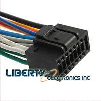 Wire Harness For Kenwood Krc-535 / Krc-578 / Krc-609
