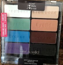 1 Wet n Wild Color Icon 8-pan I Love Matte Palette  Eyeshadow